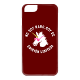 No Soy Raro, Soy De Edicion Limitada iPhone 6 Case - Phone Cases - Rebel Style Shop