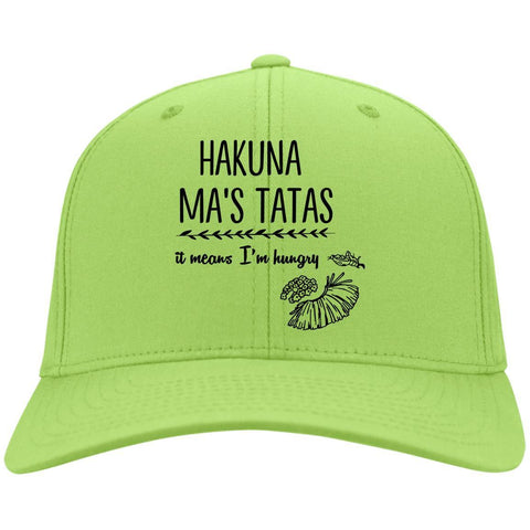 Hakuna Ma's Tatas Caps - Apparel - Rebel Style Shop