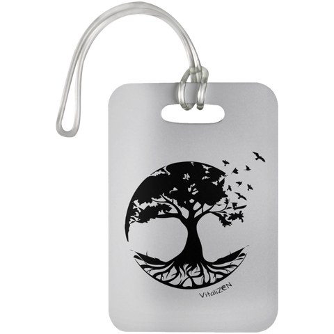 Tree Of Life Luggage Bag Tag - Bags - Rebel Style Shop