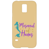 Mermaid Of Honor Samsung Galaxy S5 Case