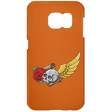 Skull, Rose, Parchment & Wing Bags Phone Cases - Apparel - Rebel Style Shop