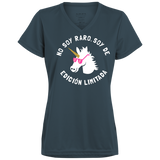 No Soy Raro, Soy De Edicion Limitada Ladies' Wicking T-Shirt