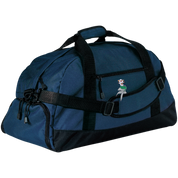 Mermaid Pig Duffel Bag