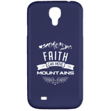 Faith Can Move Mountains Phone Cases - Apparel - Rebel Style Shop