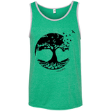 Tree of Life Cotton Tank Top - T-Shirts - Rebel Style Shop