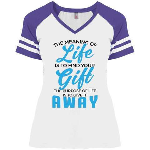 The Meaning Of Life Ladies Shirts - Apparel - Rebel Style Shop