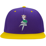 Mermaid Pig Snapback Hat