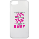 The Meaning Of Life Phone Cases