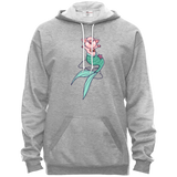 Mermaid Pig Pullover Hooded Fleece - Sweatshirts - Rebel Style Shop