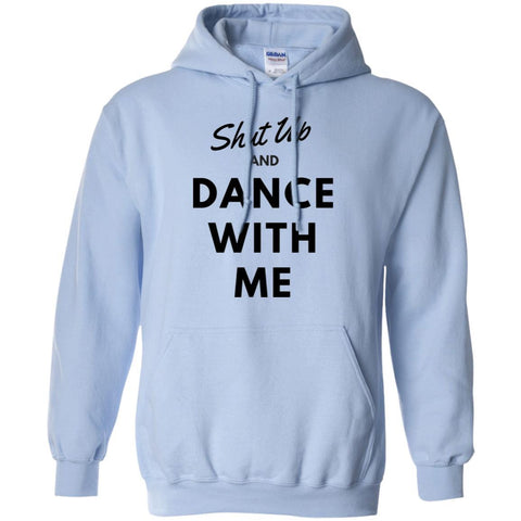 "Custom Sweater - ""Shut Up And Dance With Me"""