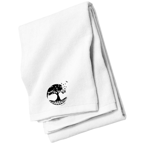 Tree of Life Beach Towel - Towels - Rebel Style Shop