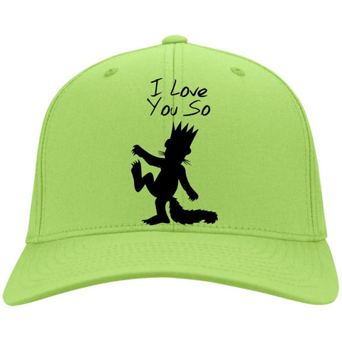 I Love You So Caps - Apparel - Rebel Style Shop