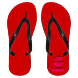 The Meaning Of Life Flip Flops - Apparel - Rebel Style Shop