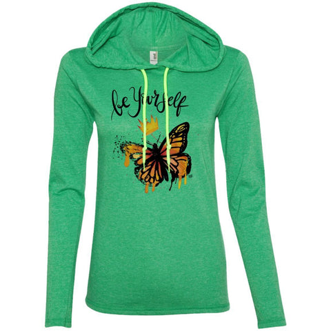 Butterfly Be Yourself Design Inspiring Butterfly T-Shirt Hoodie - - T-Shirts - Rebel Style Shop
