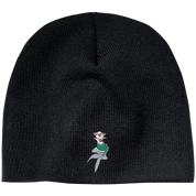 Mermaid Pig Acrylic Beanie - Hats - Rebel Style Shop