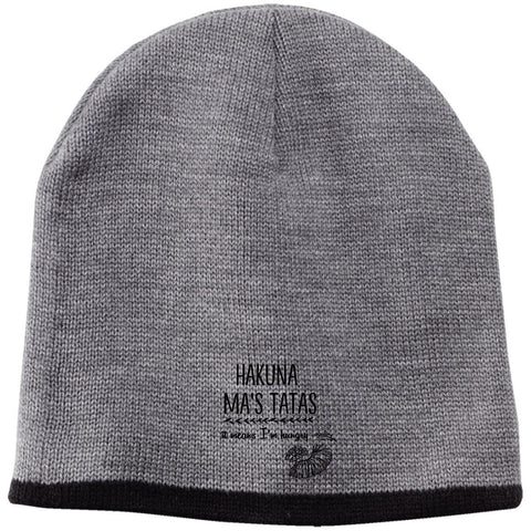 Hakuna Ma's Tatas Beanie - Apparel - Rebel Style Shop