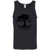 Tree of Life Cotton Tank Top 5.3 oz.
