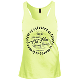 Cast All Your Anxiety On Him Racerback Tank Top - T-Shirts - Rebel Style Shop