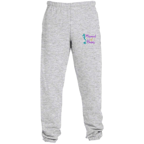 Mermaid Of Honor Sweatpants with Pockets