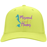 Mermaid Of Honor Twill Cap