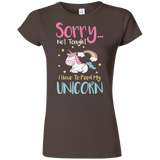 Sorry... Not Tonight Softstyle Ladies' T-Shirt - T-Shirts - Rebel Style Shop