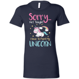 Sorry... Not Tonight Ladies' Favorite T-Shirt