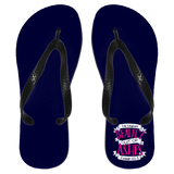 He Makes Beauty Out Of Ashes Flip Flops - Apparel - Rebel Style Shop