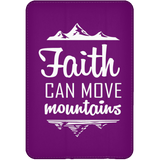 Faith Can Move Mountains iPad Mini Flip Case - Tablet Covers - Rebel Style Shop
