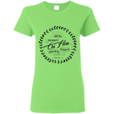 Cast All Your Anxiety On Him Ladies' 5.3 oz. T-Shirt - T-Shirts - Rebel Style Shop