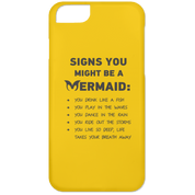 Signs You Might Be A Mermaid Phone Cases - Apparel - Rebel Style Shop