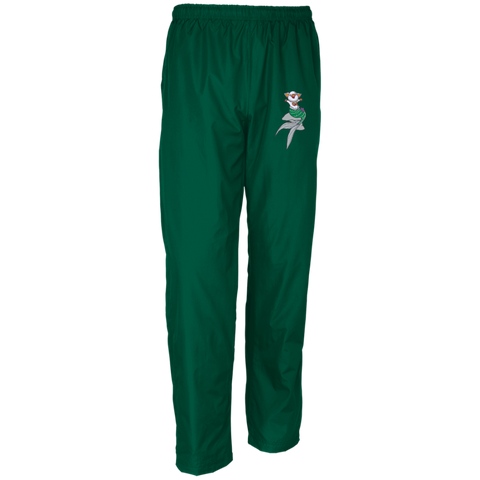 Mermaid Pig Men's Wind Pants - Warm Ups - Rebel Style Shop