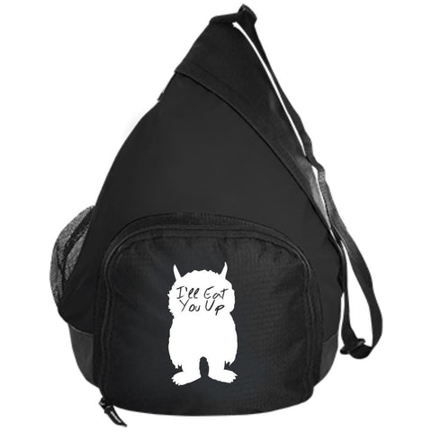 I'll Eat You Up Bags - Apparel - Rebel Style Shop