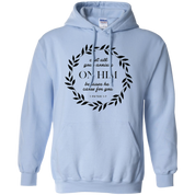 Cast All Your Anxiety On Him Pullover Hoodie 8 oz. - Sweatshirts - Rebel Style Shop