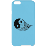 Gothic Yin Yang Phone Cases - Apparel - Rebel Style Shop