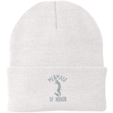 Mermaid Of Honor Knit Cap - Hats - Rebel Style Shop