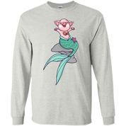 Mermaid Pig Ultra Cotton T-Shirt