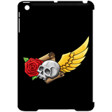Skull, Rose, Parchment & Wing Phone Cases