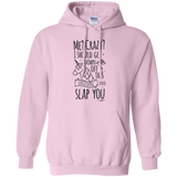 Me? Crazy? I Should Get Down Off This Unicorn Pullover Hoodie 8 oz. - Sweatshirts - Rebel Style Shop