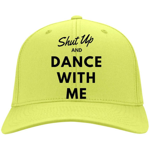 "Custom Cap - ""Shut Up And Dance With Me"""