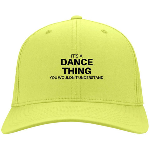 "Custom Cap - ""it's A Dance Thing You Wouldn't Understand"""