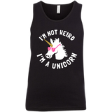 I'm Not Weird I'm a Unicorn Youth Jersey Tank
