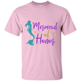 Mermaid Of Honor Ultra Cotton T-Shirt - T-Shirts - Rebel Style Shop