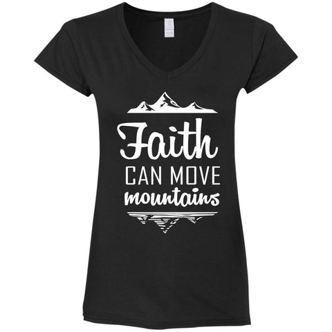 Faith Can Move Mountains - Apparel - Rebel Style Shop