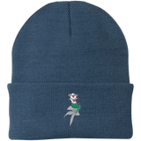 Mermaid Pig Knit Cap - Hats - Rebel Style Shop