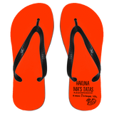 Hakuna Ma's Tatas Flip Flops - Apparel - Rebel Style Shop
