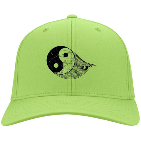 Gothic Yin Yang Caps - Apparel - Rebel Style Shop