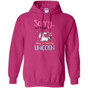 "Sarcastic Men's and Ladies' Sweater - ""Sorry... Not Tonight. I Have To Feed My Unicorn"""