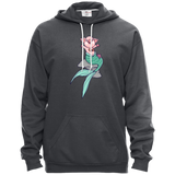 Mermaid Pig Pullover Hooded Fleece