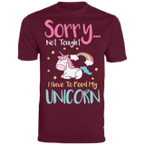 Sorry... Not Tonight Men's Wicking T-Shirt - T-Shirts - Rebel Style Shop