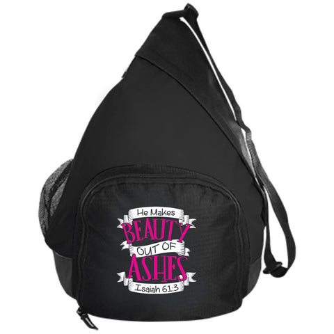 He Makes Beauty Out Of Ashes Bags - Apparel - Rebel Style Shop
